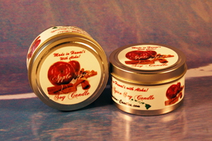 Apple Spice Hawaiian Soy Candle