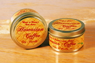 Hawaiian Coffee Soy Candles